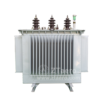 Hermatically Sealed Oil-immersed Transformer S11-M-30~2500/10