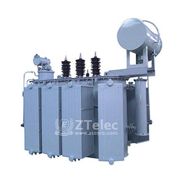 Why Oil immersed transformer use oil pillows