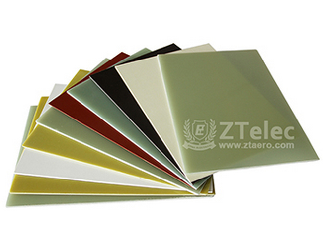 Epoxy Fiberglass Laminated sheet