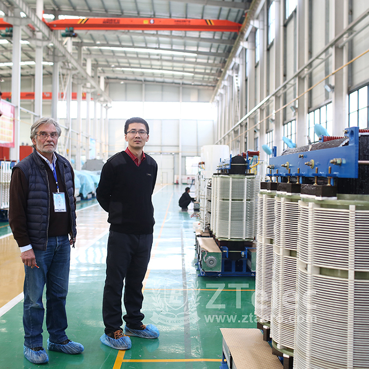 Phase-Shifting Rectifier Transformer  made  in  china
