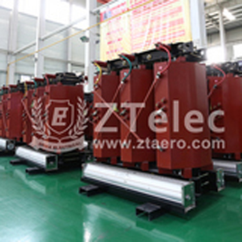 SCB10 Epoxy resin cast dry type power transformer