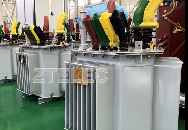 Winding Core Oil-immersed Transformer