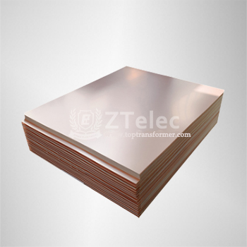 Doubel side copper clad laminated sheet for CCL pcb material