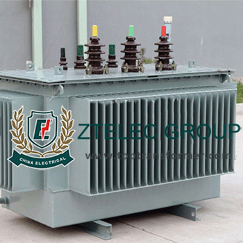 S(B)H15 amorphous alloy oil immersed power transformer