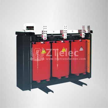 SC(B)H15 amorphous alloy dry power transformer