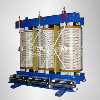 SG (B) non-encapsulated H-class dry power transformer