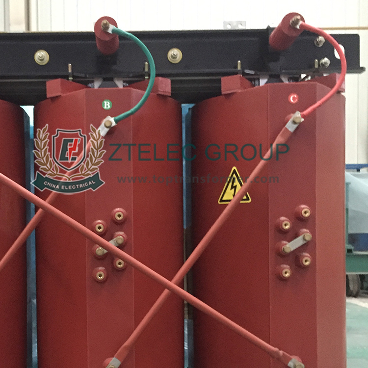 SCB13 three-phase dry-type power transformer