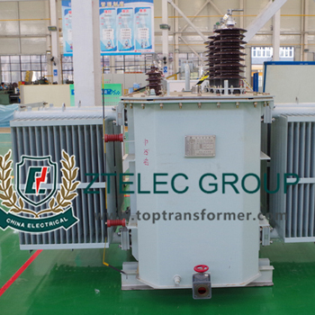 S13 oil immersed low loss power transformer