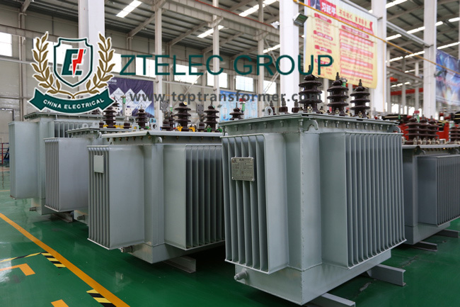 Oil-immersed transformer manufacturers
