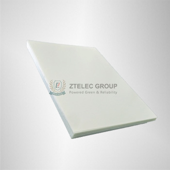Low density epoxy sheet