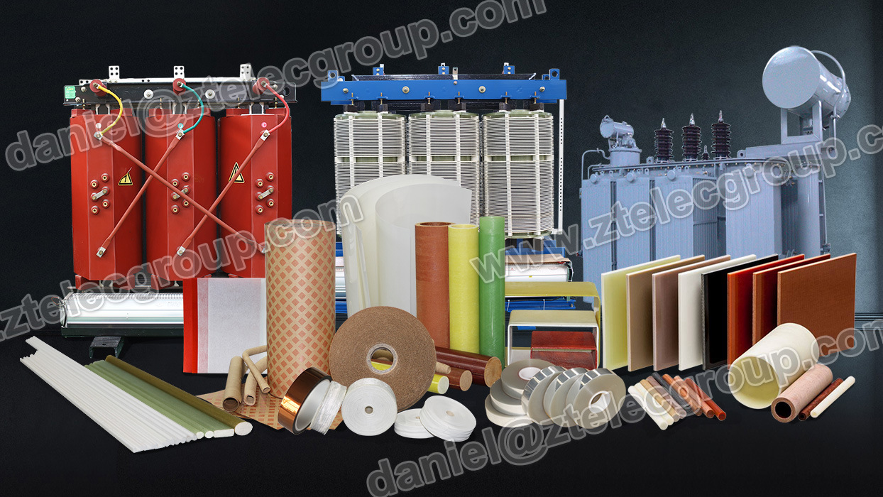 Motor insulation material, high voltage motor insulation paper, motor winding insulation material