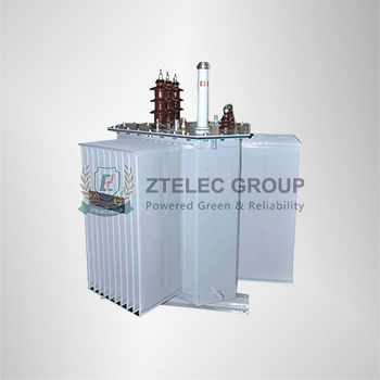 ZTELEC three-phase oil-immersed outdoor transformer