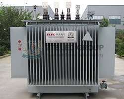 Hermetically Sealed Oil Filled transformers