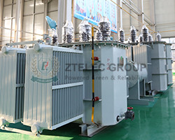 outdoor copper winding oil-immersed transformer,oil-immersed transformer,outdoor copper winding transformer