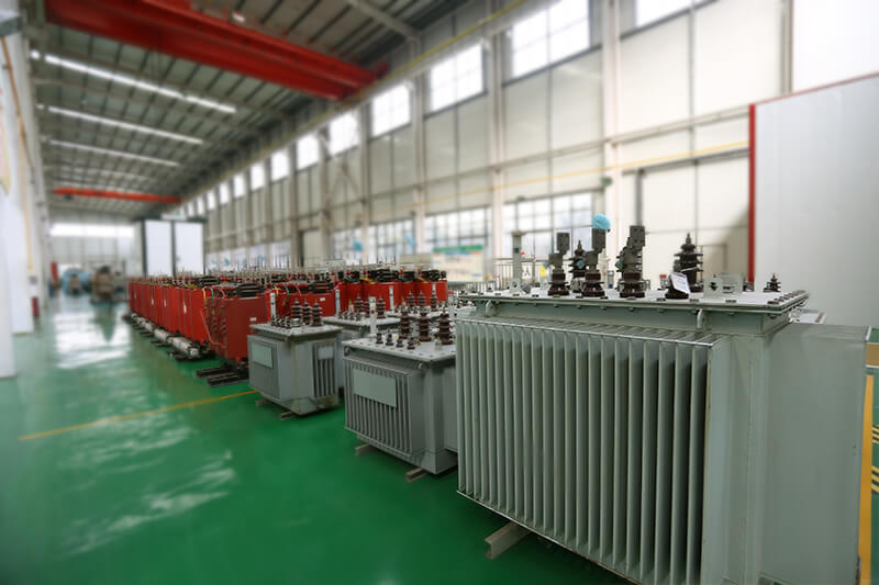 S11-2000 / 10 oil-immersed transformer